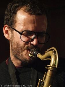 Jazz Saxophonist Francesco Bigoni