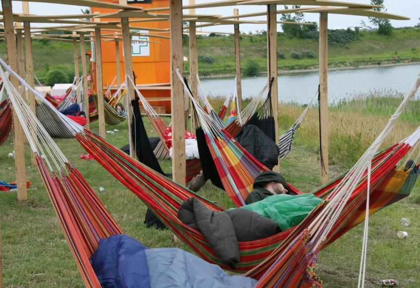 Relax City near Camp K Photo by Robin Elizabeth Herr
